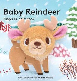 Hachette Baby Reindeer: Finger Puppet Book