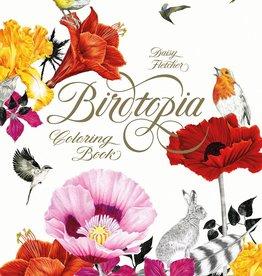Hachette Birdtopia: Coloring Book