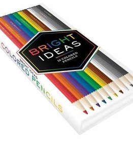 Hachette Bright Ideas 10 colored Pencils
