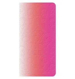Hachette Christian Lacroix Neon Pink Ombre Paseo Sticky Note Cards