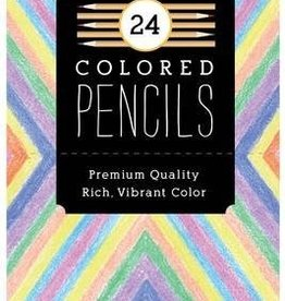 Hachette colored pencil set