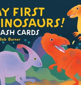 Hachette Dinosaur Flash Cards