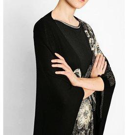 Desigual Knit Sequin Kimono, O/S