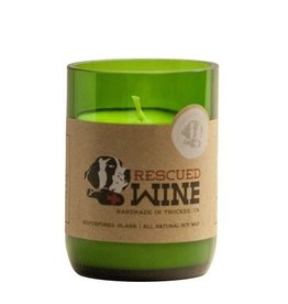 Rescued Wine Rescued Wine 12 oz Soy Candle - Chardonnay