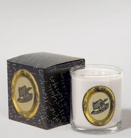 Soap & Paper Factory Fedora 9.5 oz. Patch Soy Candle