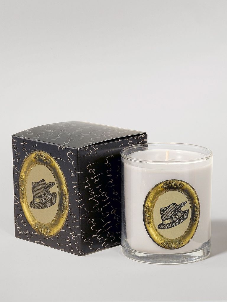 Soap & Paper Factory FEDORA 9.5OZ SOY CANDLE