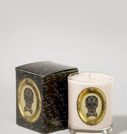 Soap & Paper Factory Skull 2.3 oz. Votive Patch Soy Candle