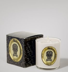 Soap & Paper Factory Skull 9.5 oz. Patch Soy Candle
