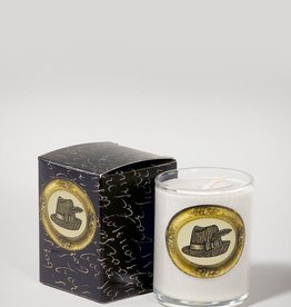 Soap & Paper Factory Fedora 2.3 oz. Votive Patch Soy Candle