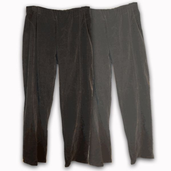 Cut Loose Mini Cord Seamed Legging