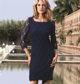 Joseph Ribkoff LDS Lace Dress