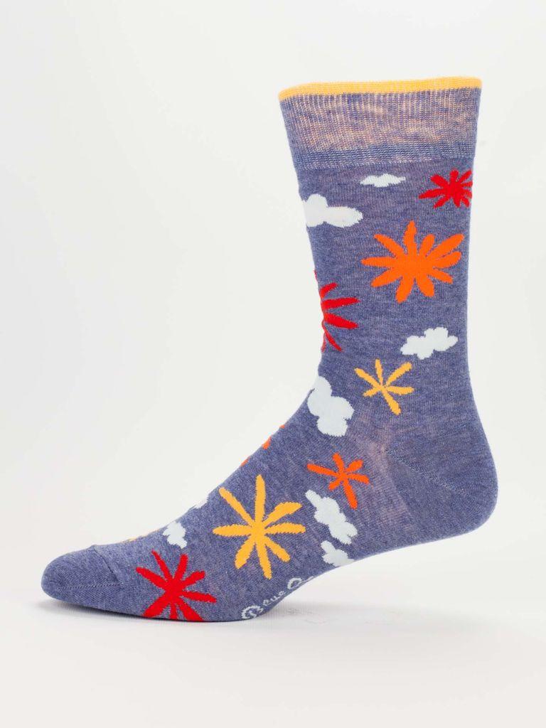 Blue Q Carpe Diem Men's Socks