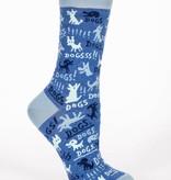 Blue Q Blue Q Dogs! Women's Socks