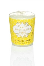 Root Candles Bloomed Honey Votive Candle
