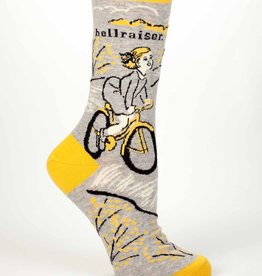Blue Q Hellraiser Women's Crew Socks