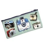 Blue Q Blue Q Cameras Pencil Case