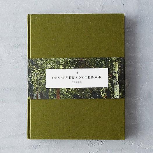 Hachette Observer's Notebook, Trees