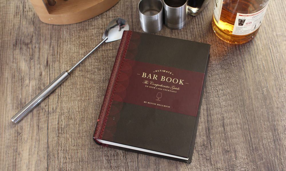 Hachette Ultimate Bar Book