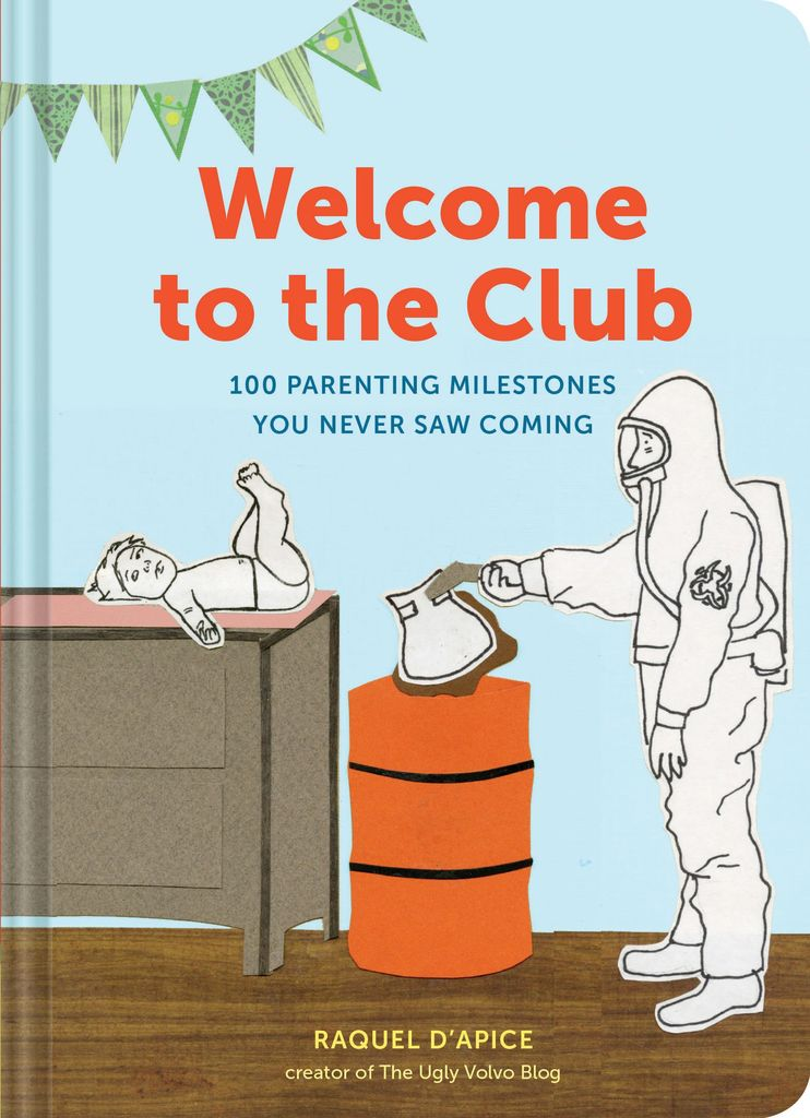 Hachette Welcome to the Club Book