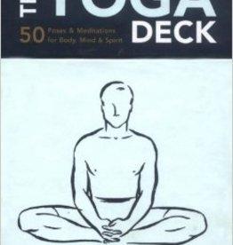 Hachette The Yoga Deck, 50 Poses & Meditations