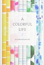 Hachette A Colorful Life, 10 Colored Pencils