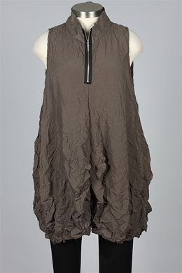 Comfy Veronica Crushed Tunic / Vest