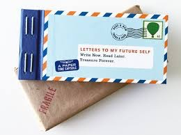 Hachette Letters to My Future Self