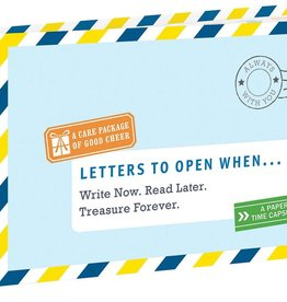 Hachette Letters To Open When...