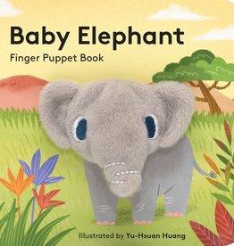 Hachette Baby Elephant: Finger Puppet Book