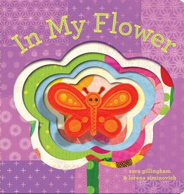 Hachette In My Flower Book