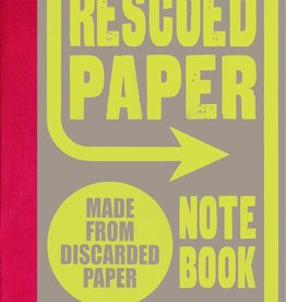 Hachette Rescued Paper Notebook