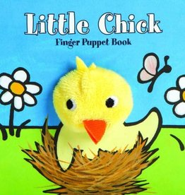 Hachette Little Chick Finger Puppet Book