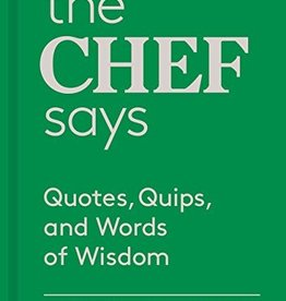 Hachette The Chef Says Book