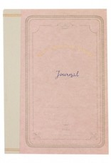 Time Concept Rough Notebook Scheduler B5 Pink