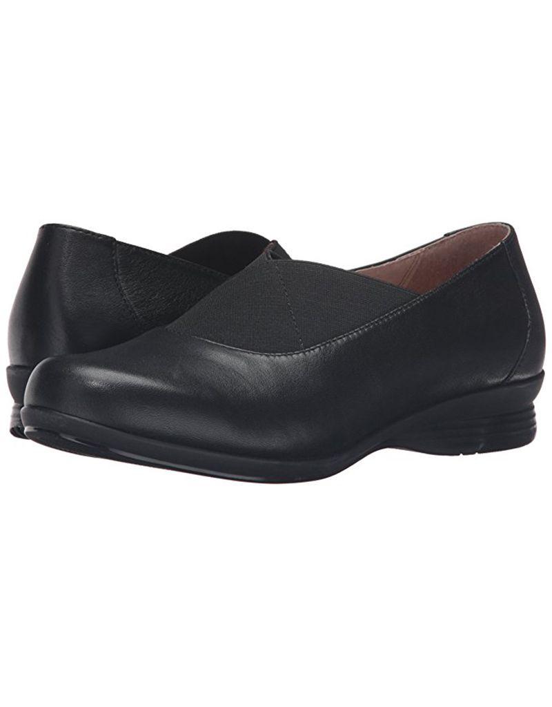 Dansko Ann Nappa Leather stretch X