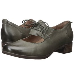 Dansko Linda Lace Up MJ Burn Nappa