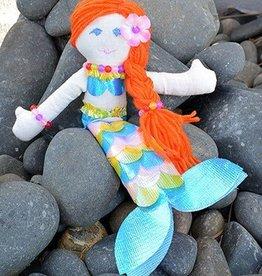 Seedling Seedling Make Your Own Mermaid Doll Kit