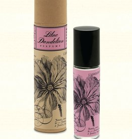 Skeem lilac dandelion roll on perfume