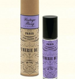 Skeem vintage peony roll on perfume