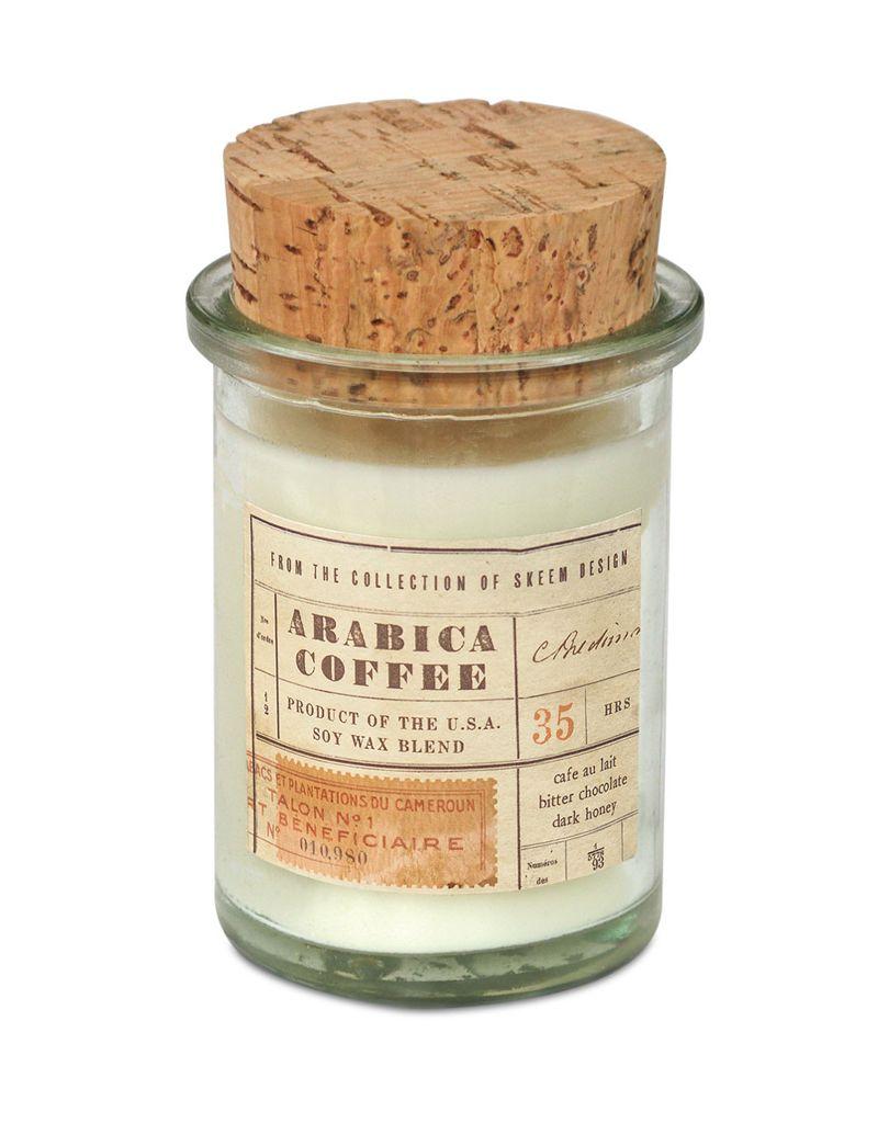 Skeem arabica coffee field jar candle