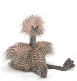 "Jelly Cat Odette Ostrich 19"""