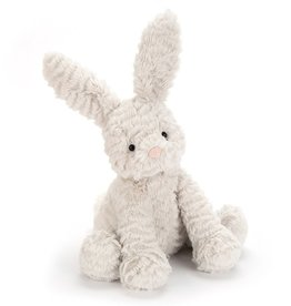 Jelly Cat Fuddlewuddle Bunny Grey 9""