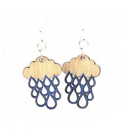 Green Tree Jewelry Rain Cloud Blossoms