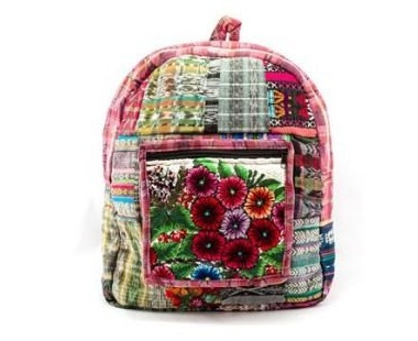 Lucia's Imports Chichi Patch Backpack
