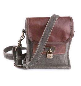 Mona B Mona B Locksmith Crossbody Bag