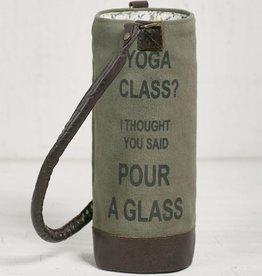 Mona B Mona B Wine Bag / Yoga Class