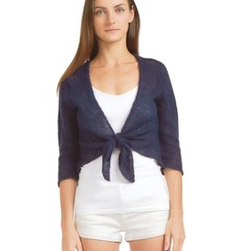 Wooden Ships Ballet Top 3/4 Cotton