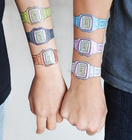 Tattly Watch Tattoo Set
