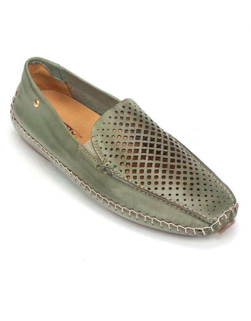 Pikolinos Pikolinos Jerez Perforated Driving Shoe
