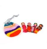 A Mano Guatemalan Worry Dolls